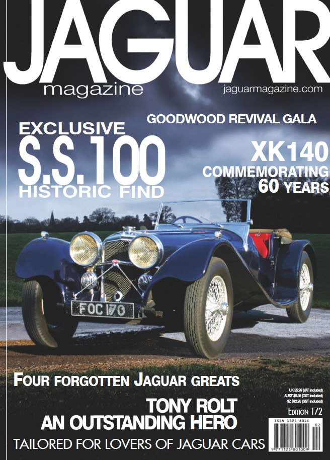 Jaguar Magazine - Issue 172 2014 free download