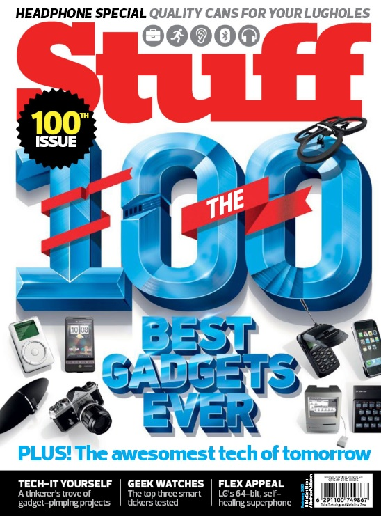 Stuff Middle East - February 2015 free download