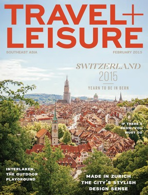 Travel + Leisure Southeast Asia - Switzerland Special 2015 free download