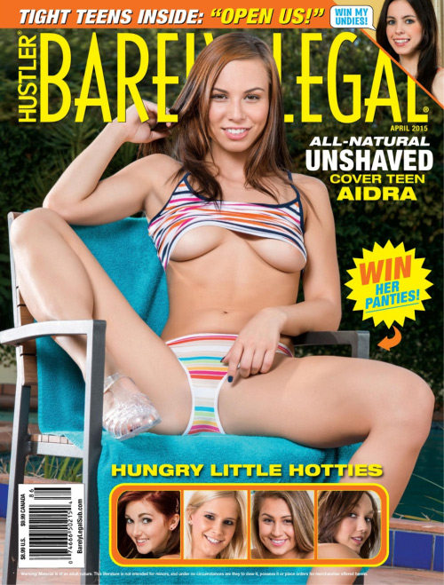Barely Legal - April 2015 free download