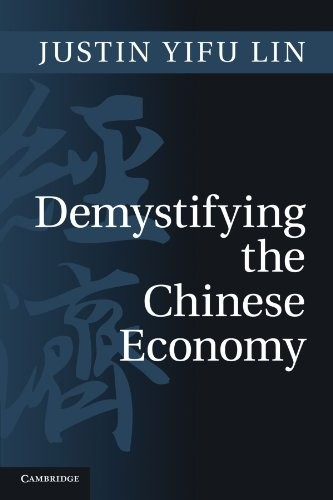 Demystifying the Chinese Economy free download