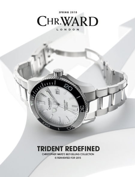 Christopher Ward - Spring 2015 free download