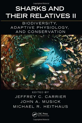 Sharks and Their Relatives II: Biodiversity, Adaptive Physiology, and Conservation free download