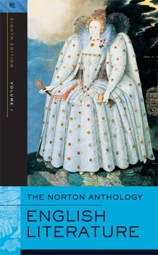 The Norton Anthology of English Literature, Vol. 1 (8th Edition) free download