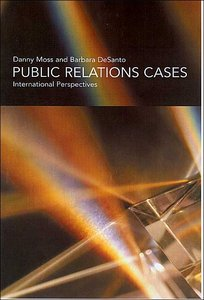 Public Relations Cases: International Perspectives free download