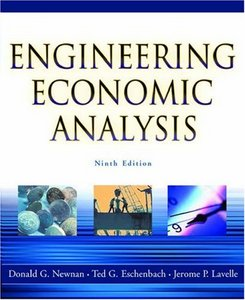 Engineering Economic Analysis free download