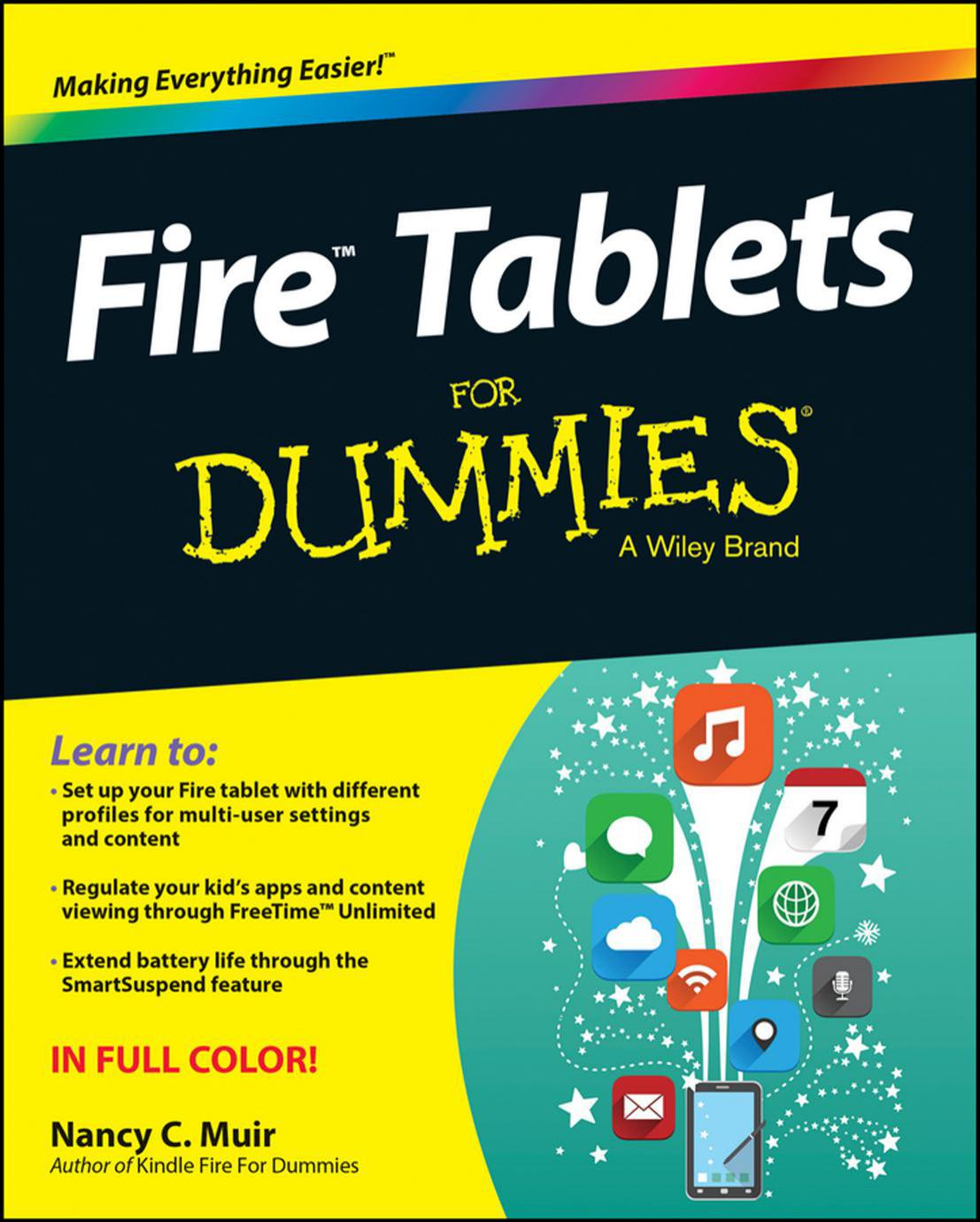 Fire Tablets For Dummies free download