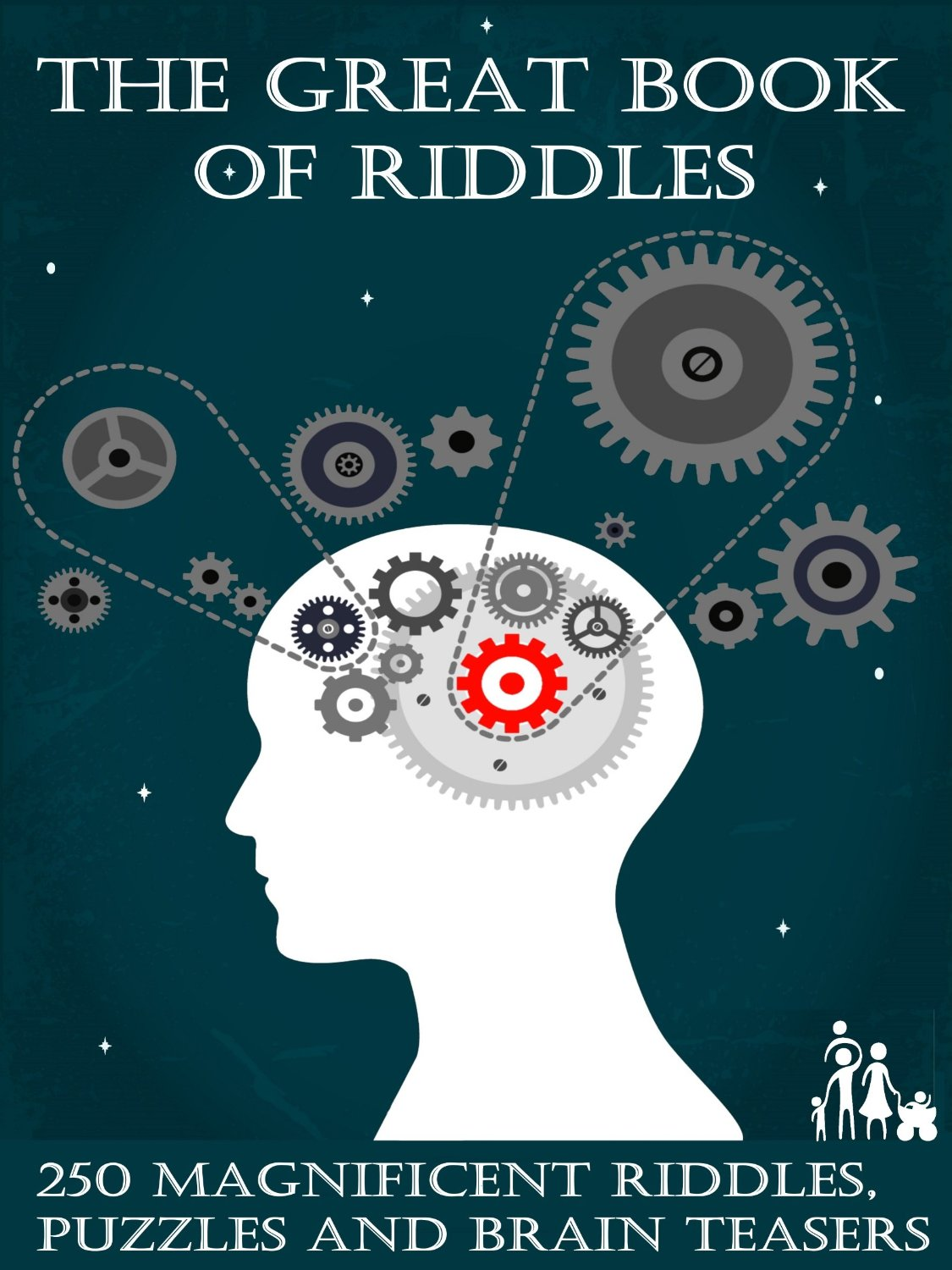 The Great Book of Riddles: 250 Magnificent Riddles, Puzzles and Brain Teasers free download