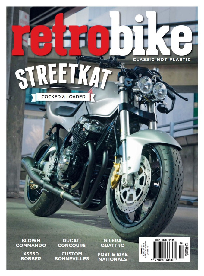 Retro & Classic Bike Enthusiast - Summer 2014-2015 free download