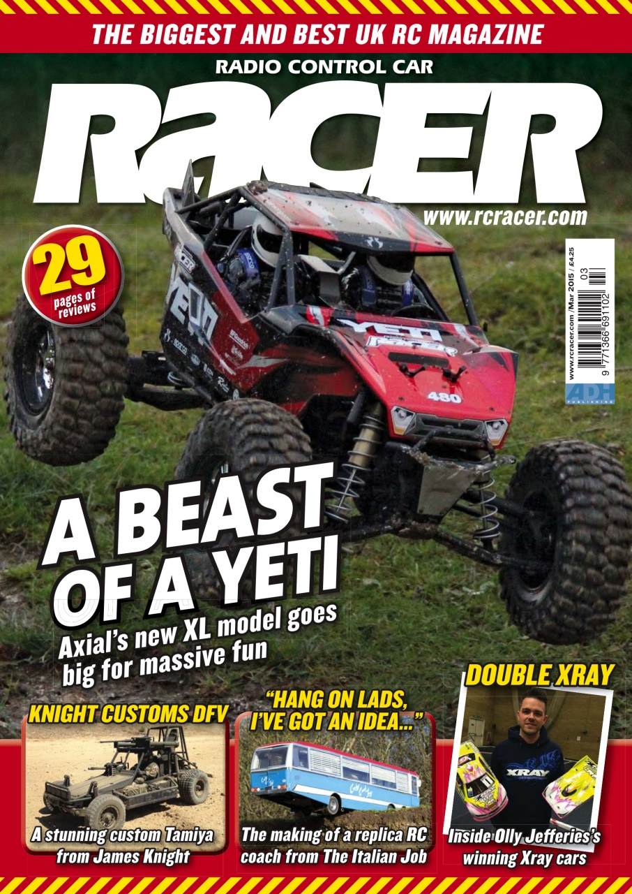 Radio Control Car Racer - March 2015 free download
