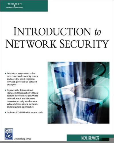 Introduction to Network Security (Charles River Media Networking/Security) free download