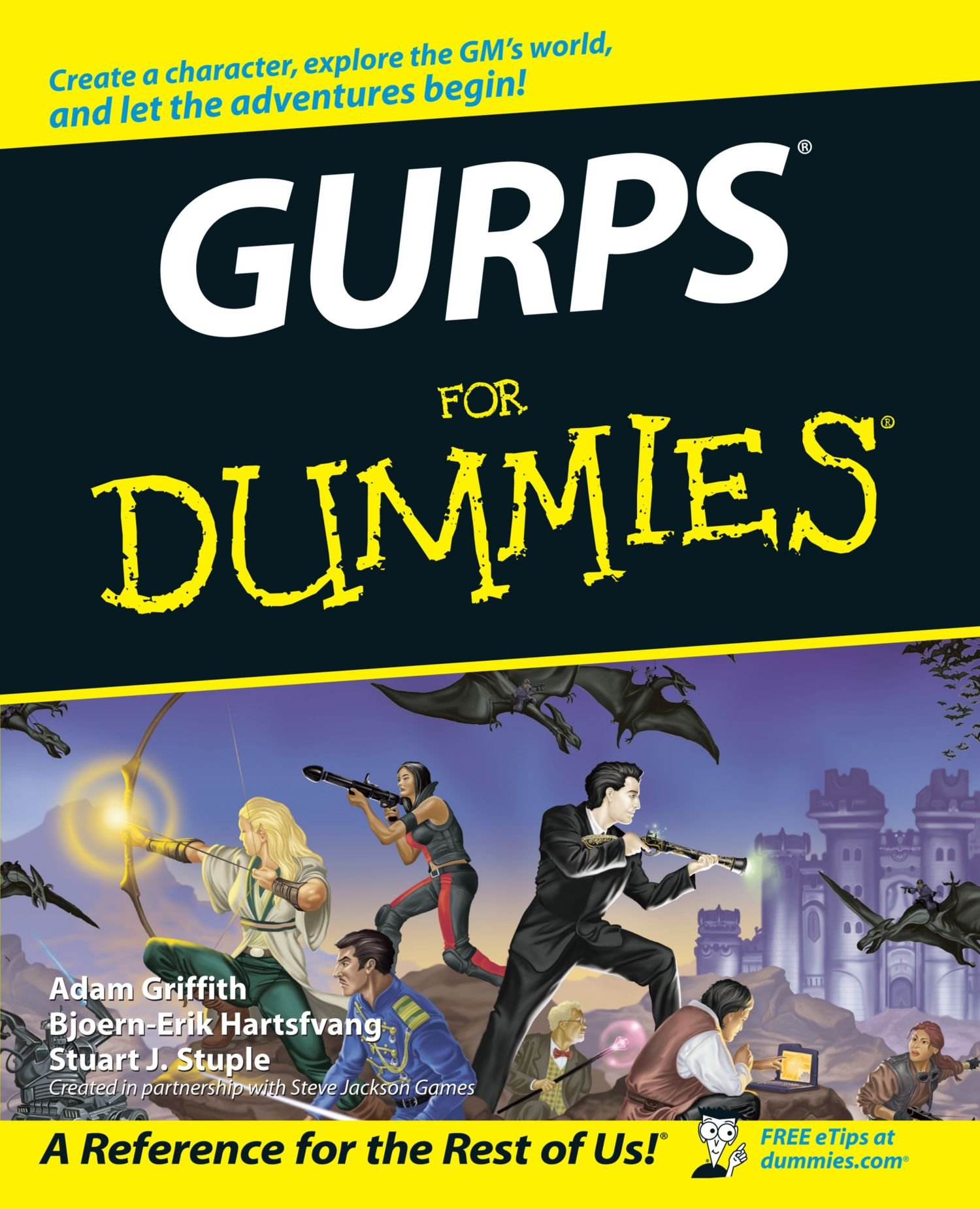 GURPS For Dummies free download