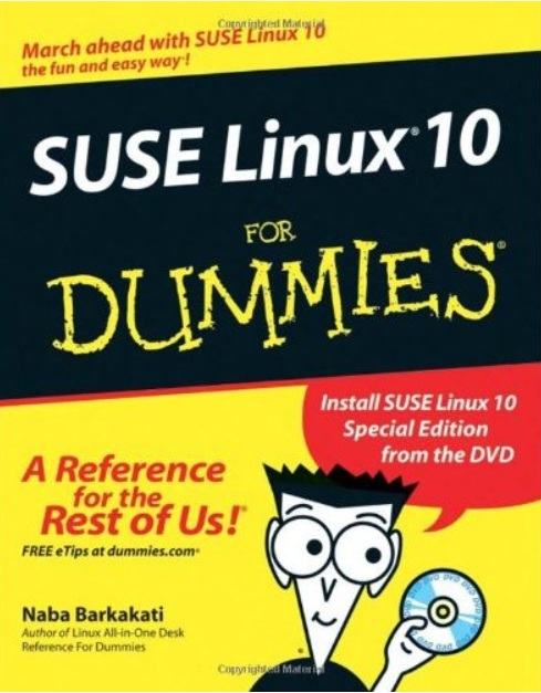 SUSE Linux 10 For Dummies free download