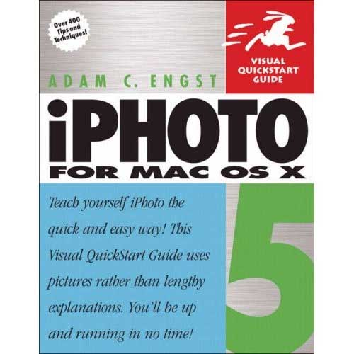 iPhoto 5 for Mac OS X free download