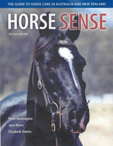 Horse Sense: The Guide to Horse Care in Australia and New Zealand free download
