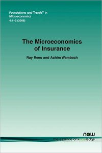 The Microeconomics of Insurance free download
