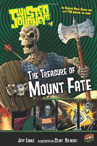 The Treasure of Mount Fate (Twisted Journeys) free download
