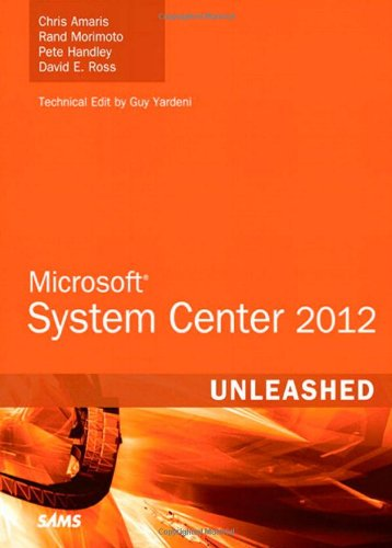 Microsoft System Center 2012 Unleashed free download