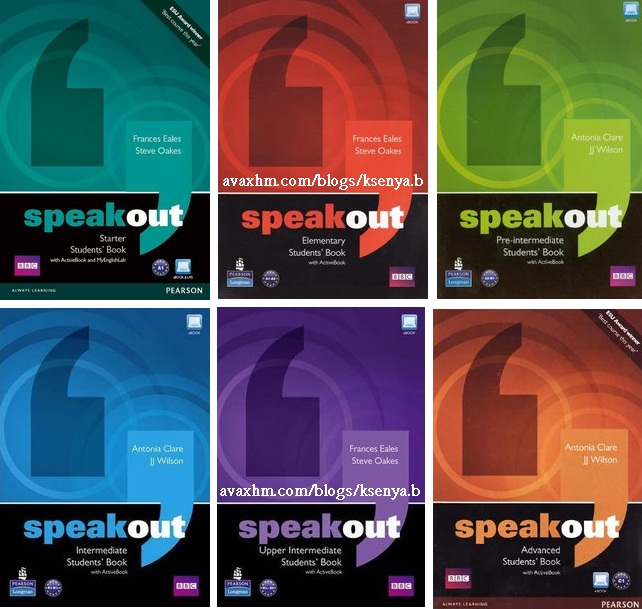 Speakout ? English Course ? Complete Collection free download