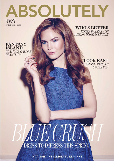 Absolutely West - March 2015 free download