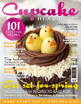 Cupcake Heaven - Spring 2015 free download
