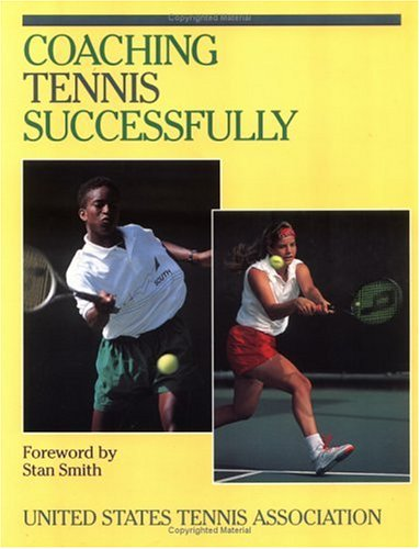 Coaching Tennis Successfully free download