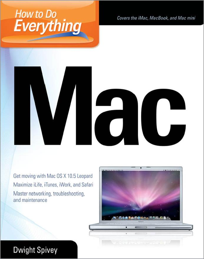How to Do Everything Mac free download