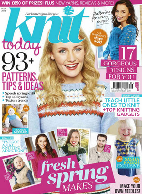 Knit Today - March 2015 free download
