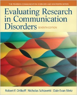 Evaluating Research in Communication Disorders (7th Edition) free download
