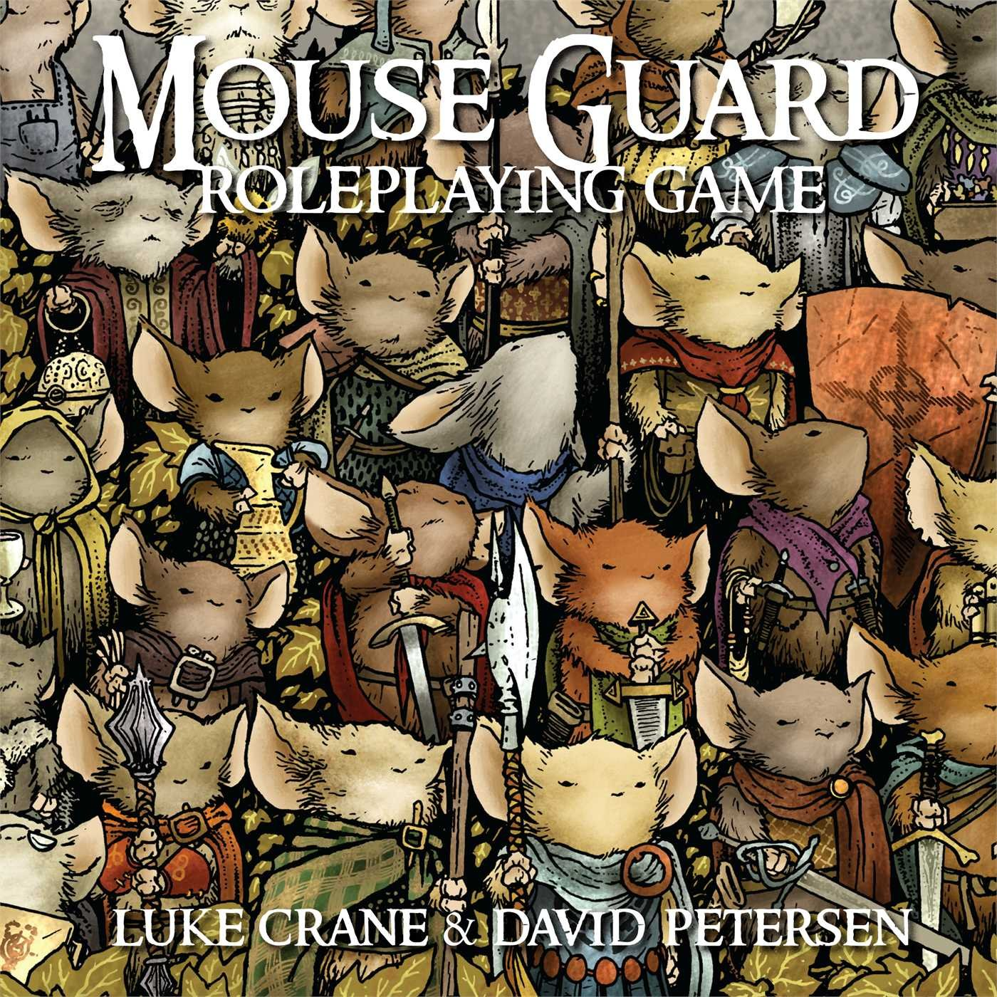 Mouse Guard Roleplaying Game free download