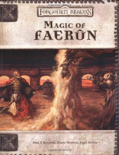 Magic of Faerun (Dungeons & Dragons d20 3.5 Fantasy Roleplaying) free download