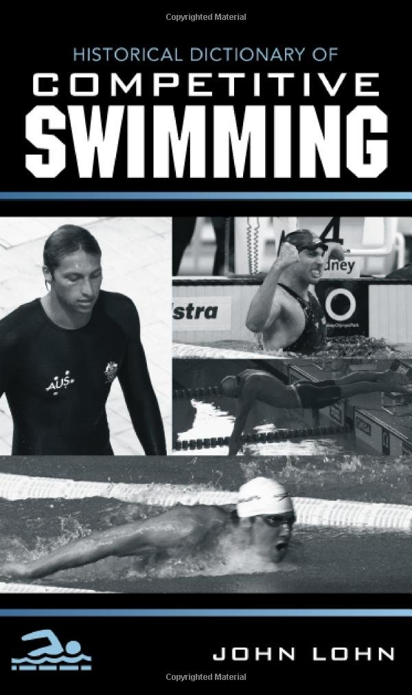 Historical Dictionary of Competitive Swimming free download