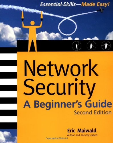 Network Security: A Beginner's Guide, Second Edition (Beginner's Guide) free download