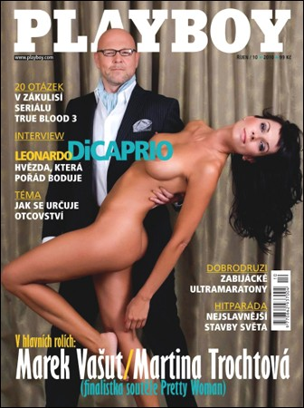 Playboy's Magazine - October 2010 (Czech Republic) free download