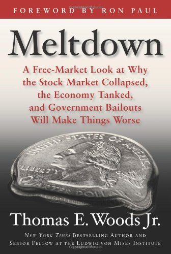 Meltdown: A Free-Market Look at Why the Stock Market Collapsed, the Economy Tanked free download