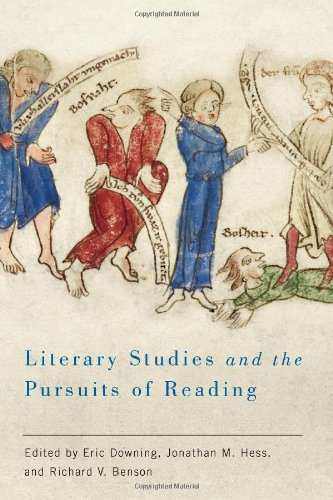 Literary Studies and the Pursuits of Reading free download