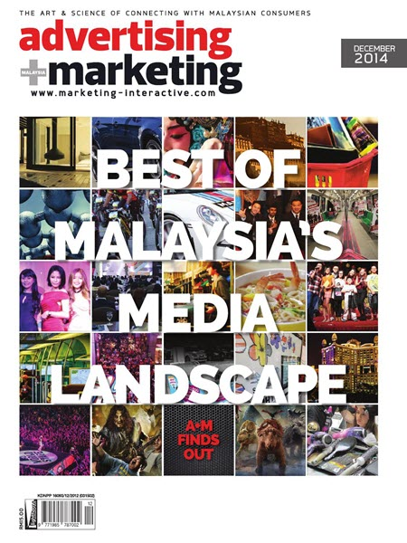 Advertising + Marketing Malaysia Magazine - December 2014 free download