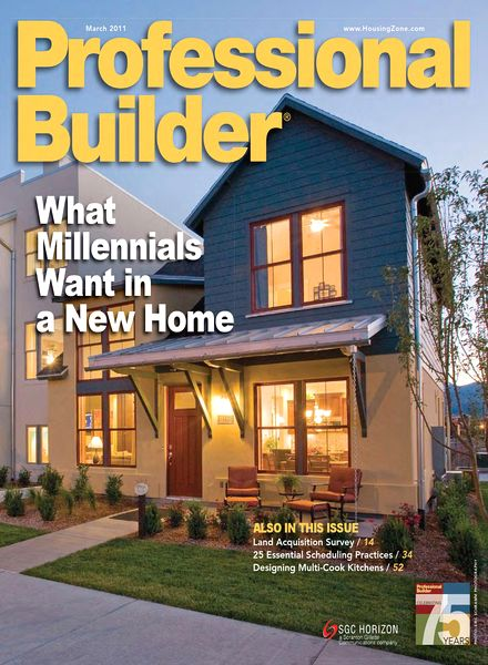 Professional Builder - March 2011 free download