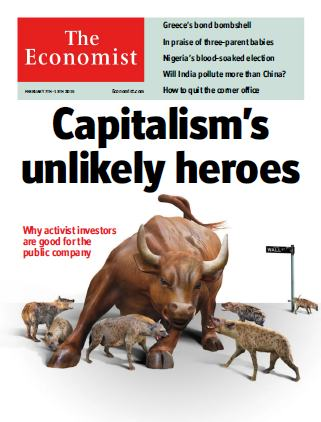 The Economist - 7TH February-13TH February 2015 free download