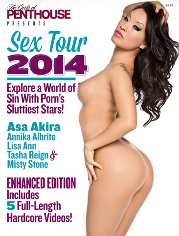 The Girls of Penthouse Present - Sex Tour 2014 free download
