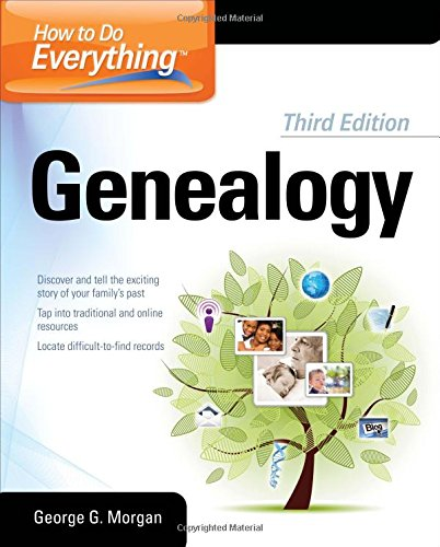 How to Do Everything Genealogy, 3 edition free download