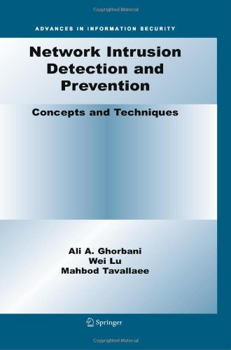 Network Intrusion Detection and Prevention: Concepts and Techniques free download