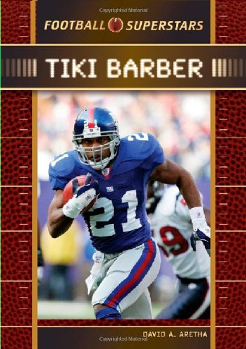 Tiki Barber (Football Superstars) free download