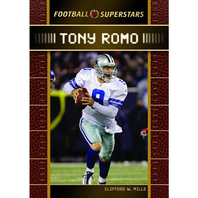 Tony Romo (Football Superstars) free download