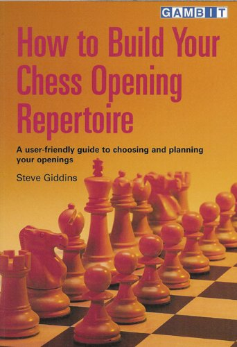 How to Build Your Chess Opening Repertoire free download