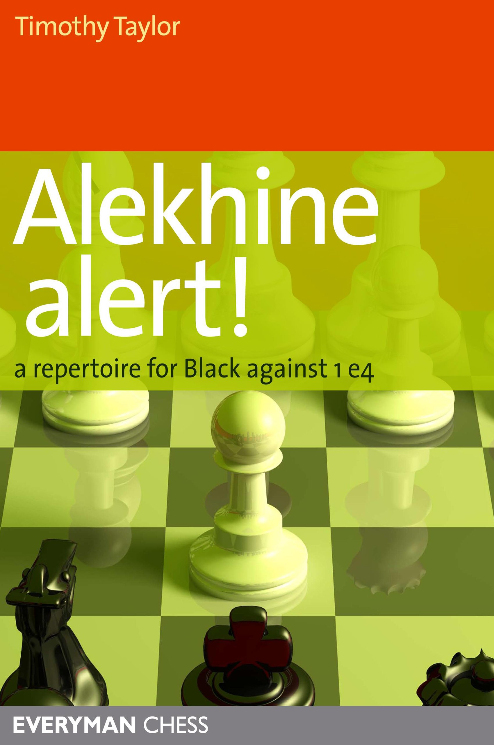 Alekhine Alert! A Repertoire for Black Against 1 e4 free download