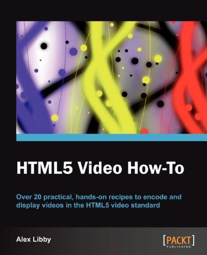 HTML5 Video How-to free download