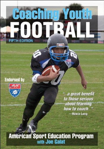Coaching Youth Football, Fifth Edition free download