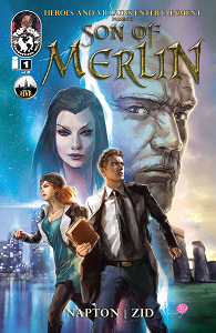 Son of Merlin - Tome 1 free download