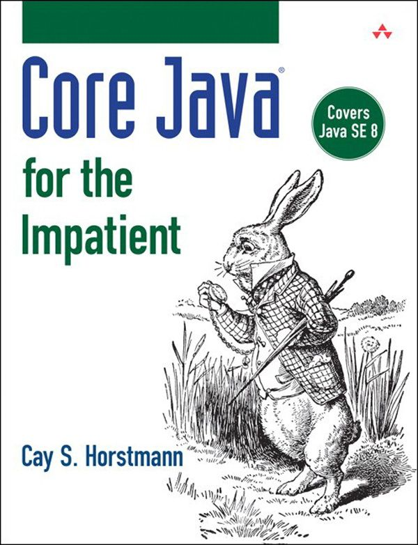 Core Java for the Impatient free download